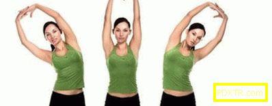 Ефектът от упражненията с остеохондроза в гърдите ще бъде!