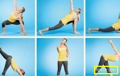 Упражненията за развитие на гъвкавостта са най-простите и