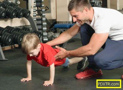 Упражнения за мускулите на децата: какво и защо? как да