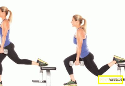 Най-добрият набор от упражнения срещу целулита на краката.