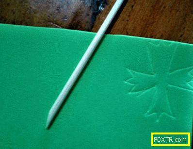Как да направите една глухарка от foamiran: майсторски клас