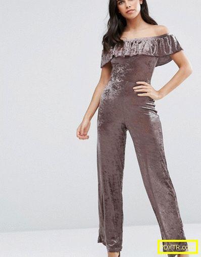 Женски модни гащеризони - отново в тенденция! основни