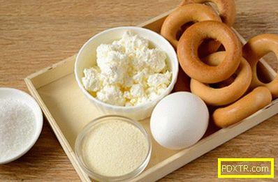 Cheesecakes от сушене: фоторецепция за уникален прост