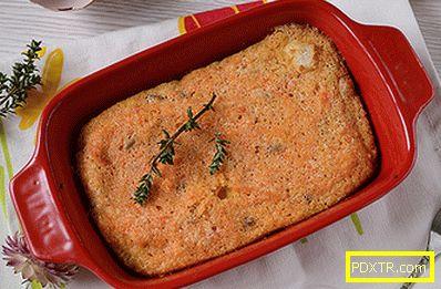 Морков готвене: ярки и вкусни, почти като торта! авторската