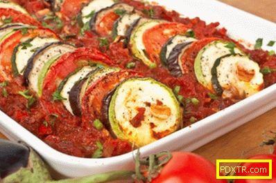 Как да подготвим пудинг от зеленчуци