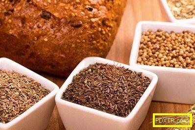Как да се пекат хляб диета?