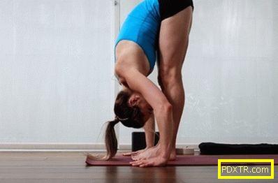 Как да отслабнете с помощта на йога?
