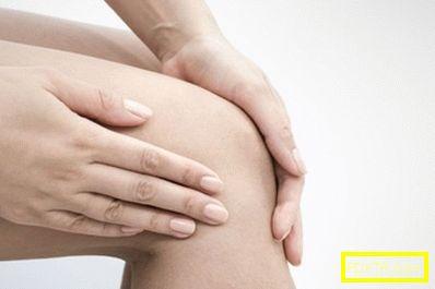 Как да отслабнете в коленете си и да направите краката си