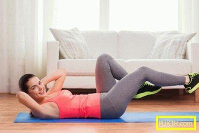 Как да направя фитнес у дома?