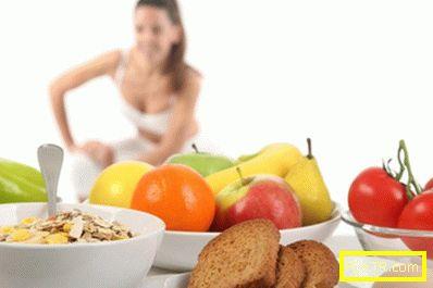Каква е нормата на въглехидратите за един човек на ден?