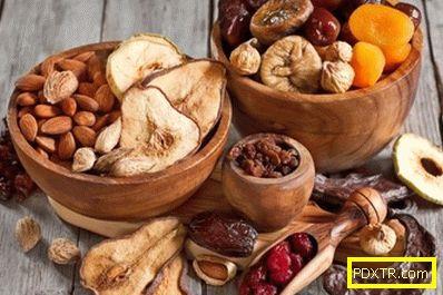 Какви сушени плодове може да ям, докато отслабвам?