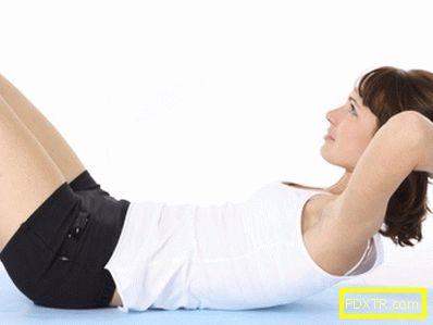 Какви упражнения трябва да се правят за почистване на