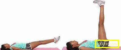 Комплекси за упражнения за по-ниска преса