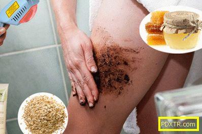Как да затегнете кожата след отслабване