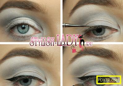 3 опции за сив грим за очи - за всеки ден или парти