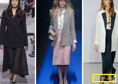 Модни дамски якета и якета 2018