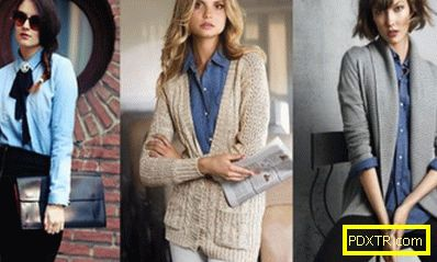 Дънкова риза и дънкова рокля: модерна, стилна, удобна