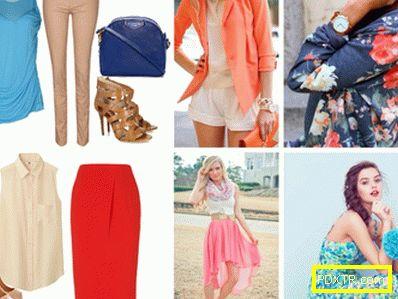 Цветотипска пролет - грим, дрехи, съвпадащи цветове