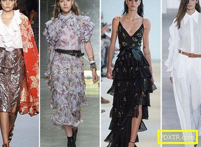 Модерни тенденции на седмицата на модата в ню йорк 2017