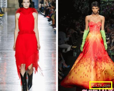 Модни рокли 2018 - 12 тенденции през пролетта и лятото