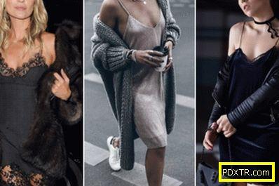 Необичайно, но удобно! как да носите дрехи в стил бельо?