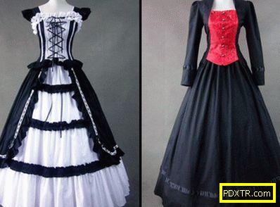 Готи: стил на обличане и начин на живот