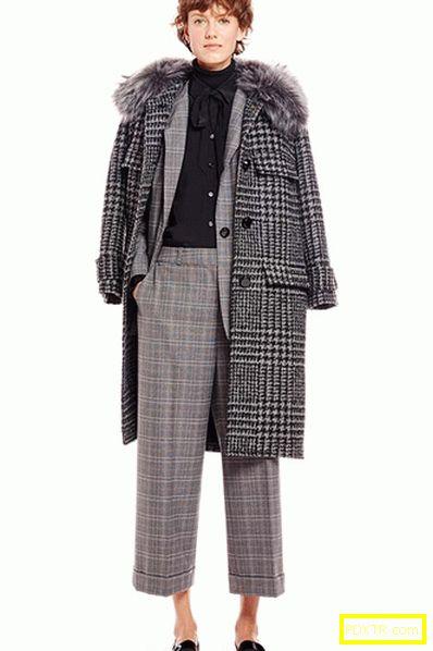 Действителни модели на палтото на следващия сезон есен-зима