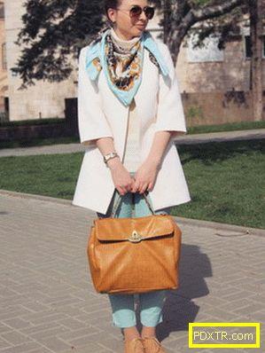 Как да нося багажник с палто? перфектна комбинация