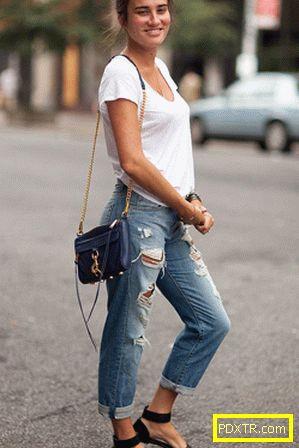 С какво да носите сиви панталони? удебелени комбинации -