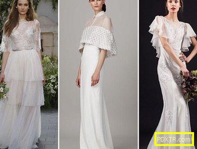 Модни сватбени тенденции за пролетта на 2017 г., за които