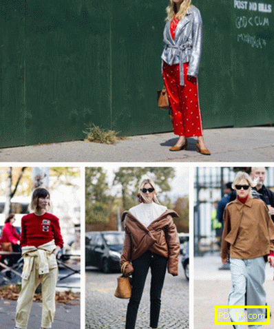 Street fashion 2018 - снимки и тенденции