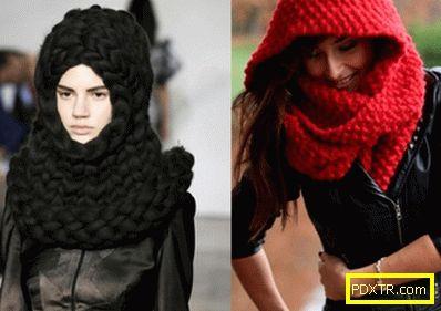 7e2f6477e30 Но обикновено една зряла дама е по-добре да си купи шал-тръба - те са  универсални и подходящи за всяка възраст.