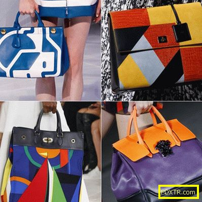 Модели на дамски чанти. с каишка през рамо или с дръжки?