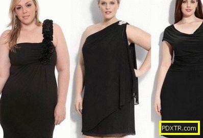 Малка черна рокля за пълноценно намиране на вашия модел!