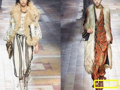 Модни модели на дамски якета и якета