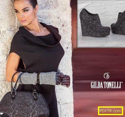 Чанти за жени gilda tonelli - високотехнологична и топлината