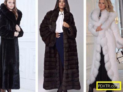 Модни кожени палта. с какво да нося?