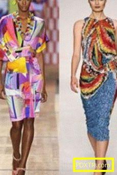 Характеристики на еклектичен стил в дрехите