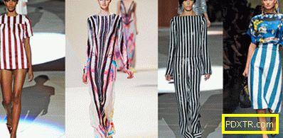 Вертикална лента в дрехите ... тя е тънка или пълна?