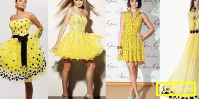 Жълто облекло: какво да носите, как да се комбинирате?