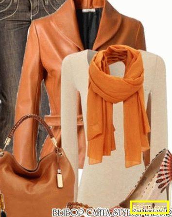 Оранжева радост! с какво да носите оранжево яке или палто?