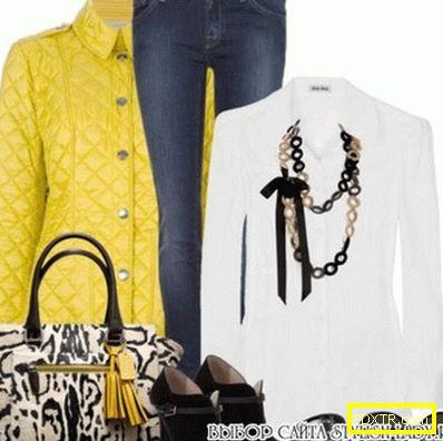 Ярко докосване! с какво да носиш жълто палто, яке и сако?