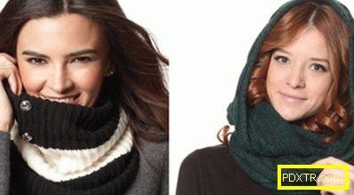 0aa434ffc8b Ако шията е дълга - можете да изберете шал с всякаква дължина и