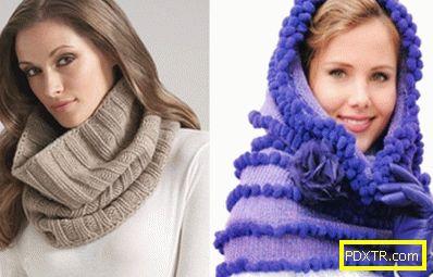 58ef2b88c1b Като вземете такъв шал, не забравяйте за цветовата схема. Първо, трябва да  имате предвид вашия собствен цветен модел. Ако сте брюнетка или кафява жена  с ...