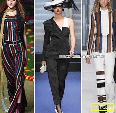 Пролет - лято 2015: тенденции на модерните модели