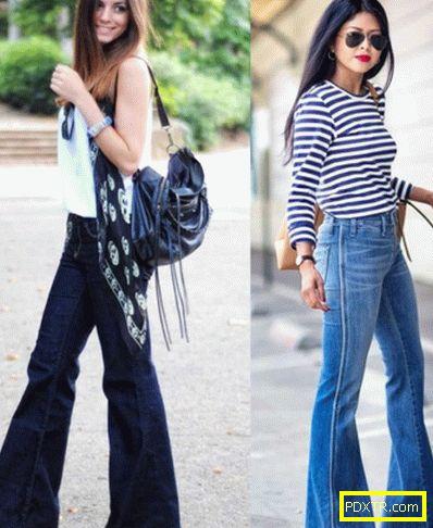 Модни панталони и дънки се разпалиха в гардероба ти - с
