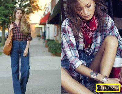 Hipster моден стил: основни характеристики