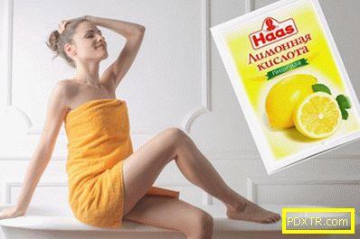 Мога ли да отслабна с лимонена киселина?