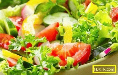 Нискокалорична диета за правилна загуба на тегло
