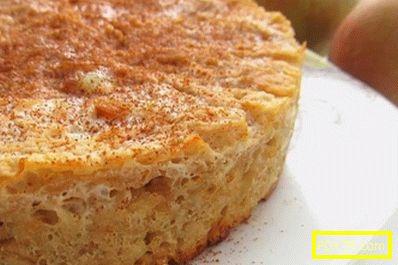 Овесени ядки - десерти за отслабване